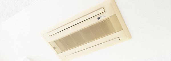 家庭用ハウジングエアコン・埋め込み型エアコン
