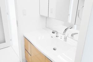 洗面所・パウダールーム清掃