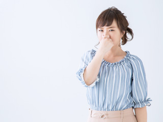 イヤな臭い・カビ・ほこり・ハウスダスト・アレルギー・花粉症